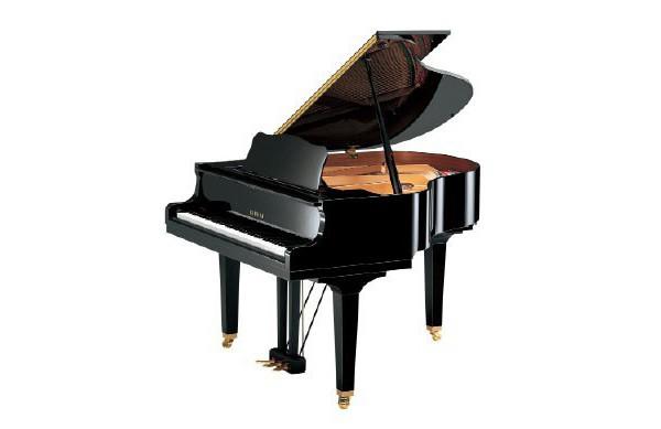 Our grand pianos